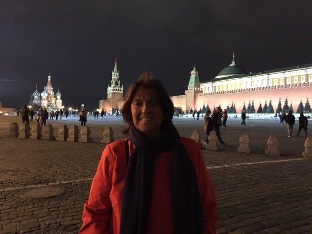 Kremlin - Moscú