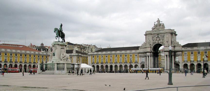 Plaza del Comercio